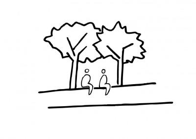 _012 muro di riposo per gli ambulanti